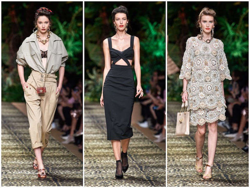 Бренд Dolce & Gabbana — строгий стиль в одежде