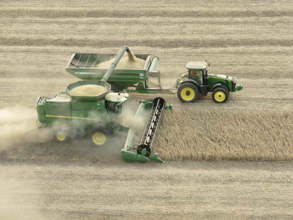 Máquinas agrícolas podem ser reprogramadas e oferecer mais desempenho e economia para seus donos!