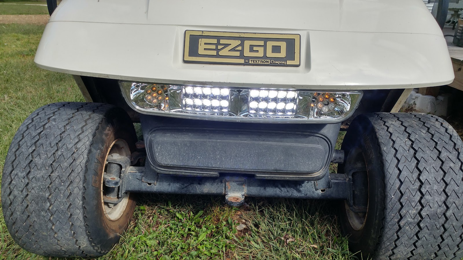 Golf Cart Lights Frequently Asked Questions (FAQ)  Ezgo Txt Wiring Diagram Gas Pedal on