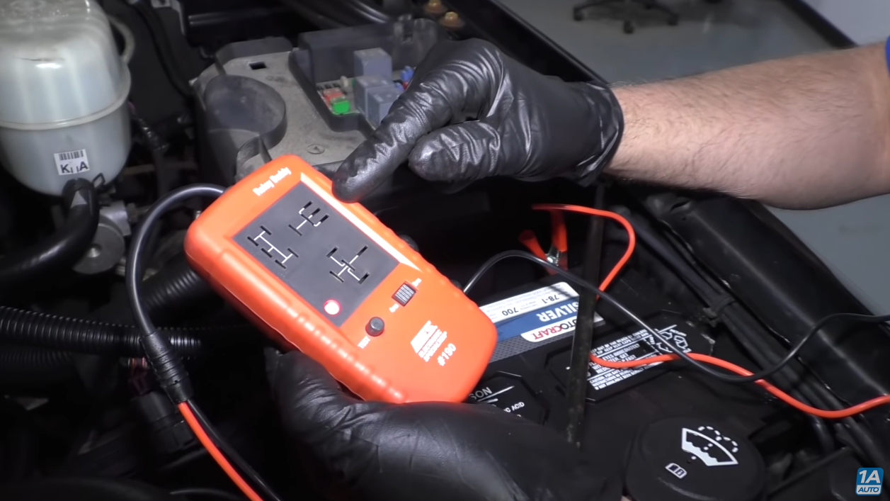 Relay Testing Tool - How to Tell if a Relay is Bad in a Car, Truck, or SUV