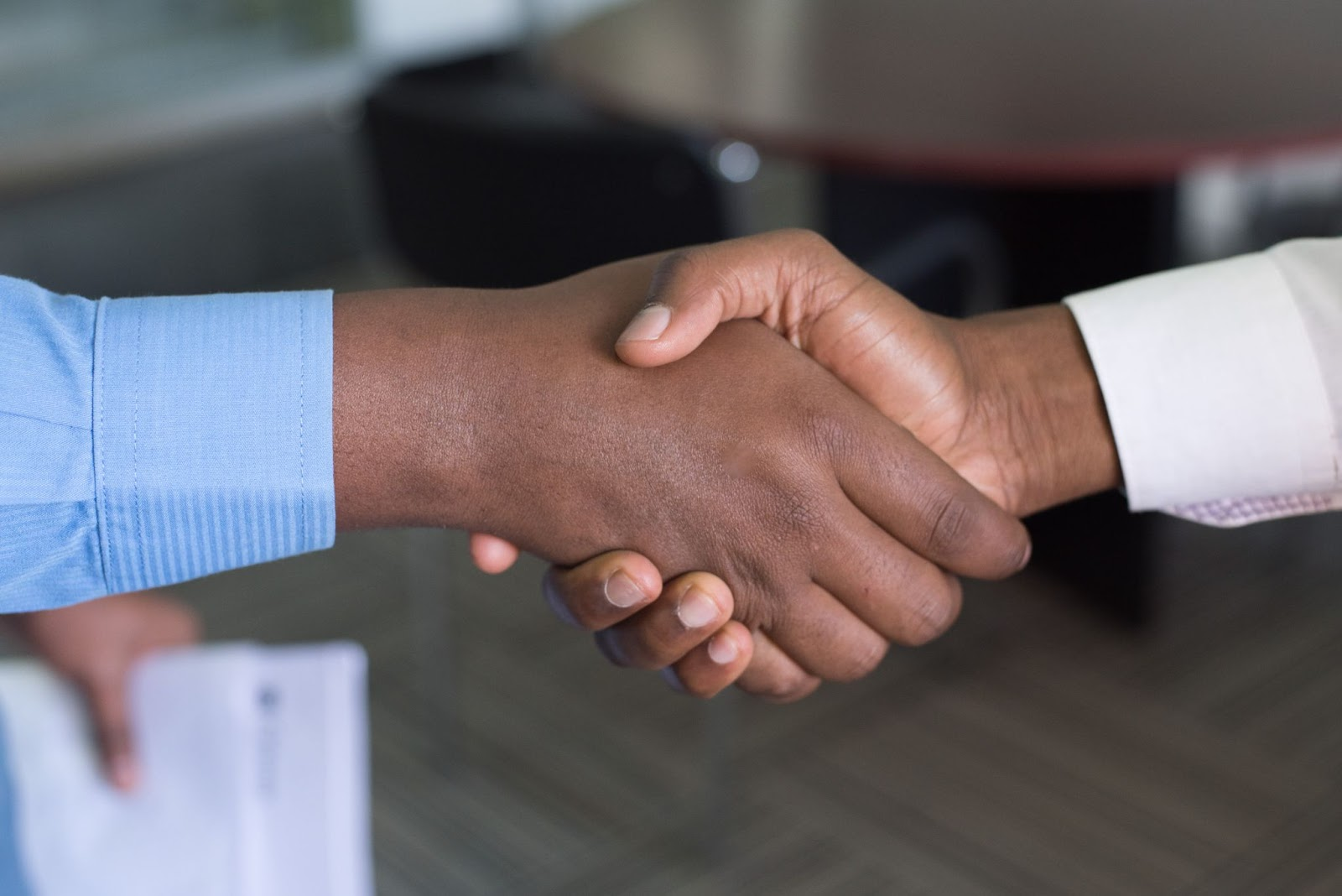 create relationships with clients