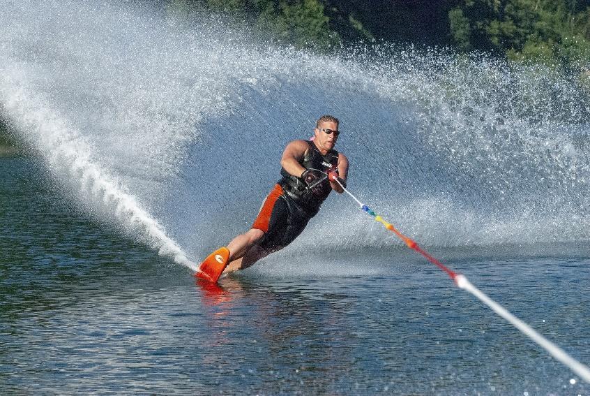 water sport in east coast park