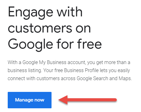 Google My Business step-by-step guide
