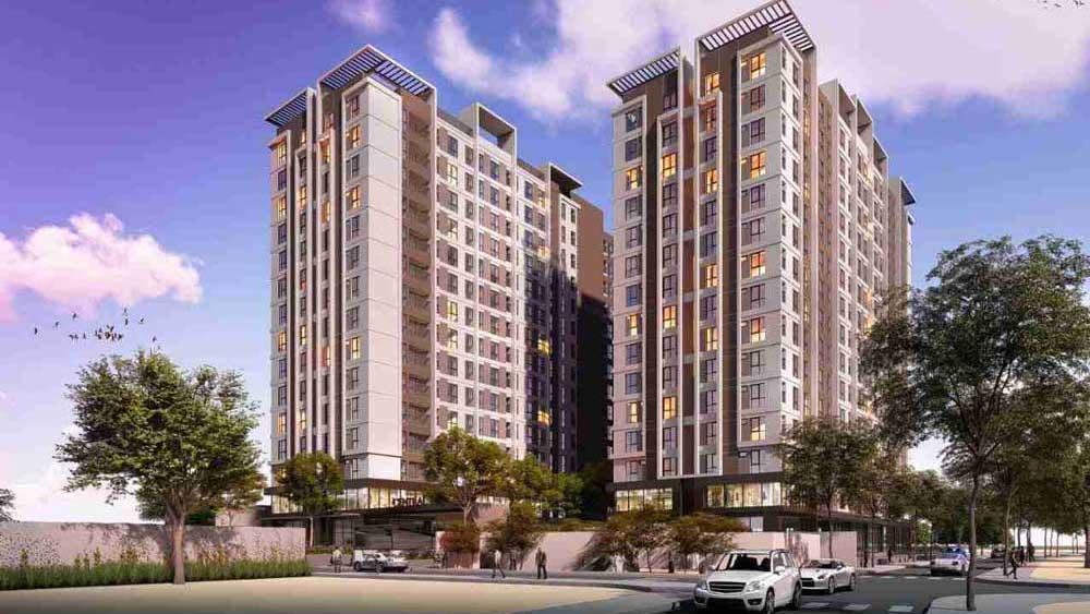 Dự án nhà ở xã hội 574 Kinh Dương Vương giá bao nhiêu