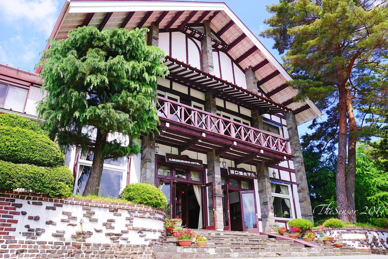 河口湖飯店