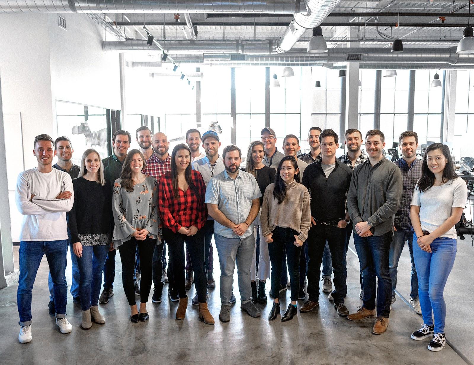 Tock's team members.