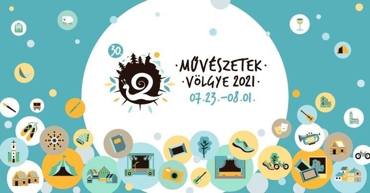 Művészetek Völgye Fesztivál 2021 Kapolcs - Programturizmus