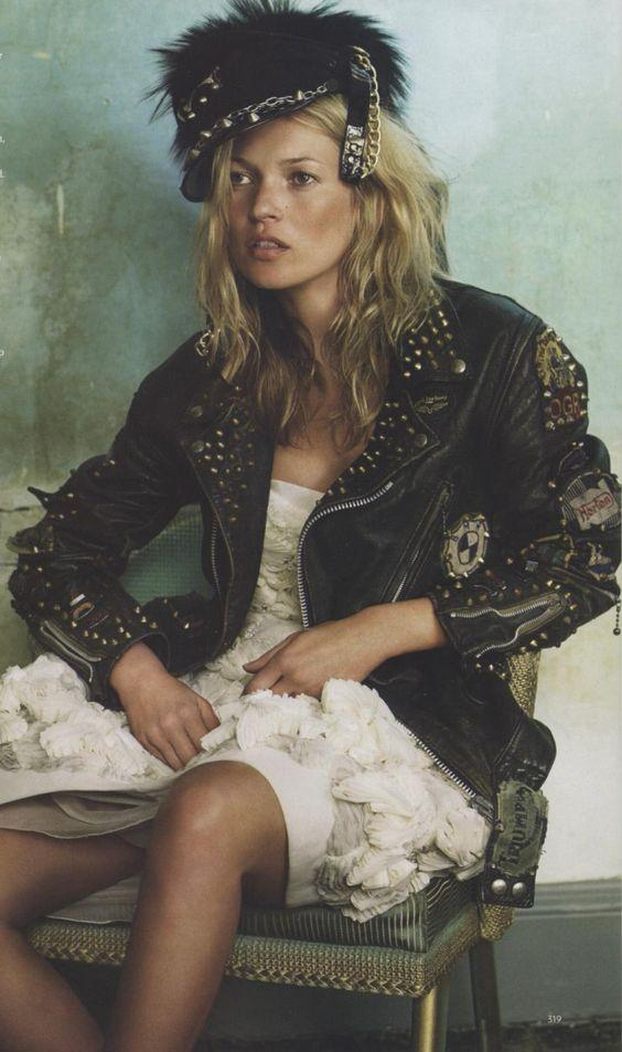 152 Outrageous Shots in Honor of a True Original: Kate Moss: