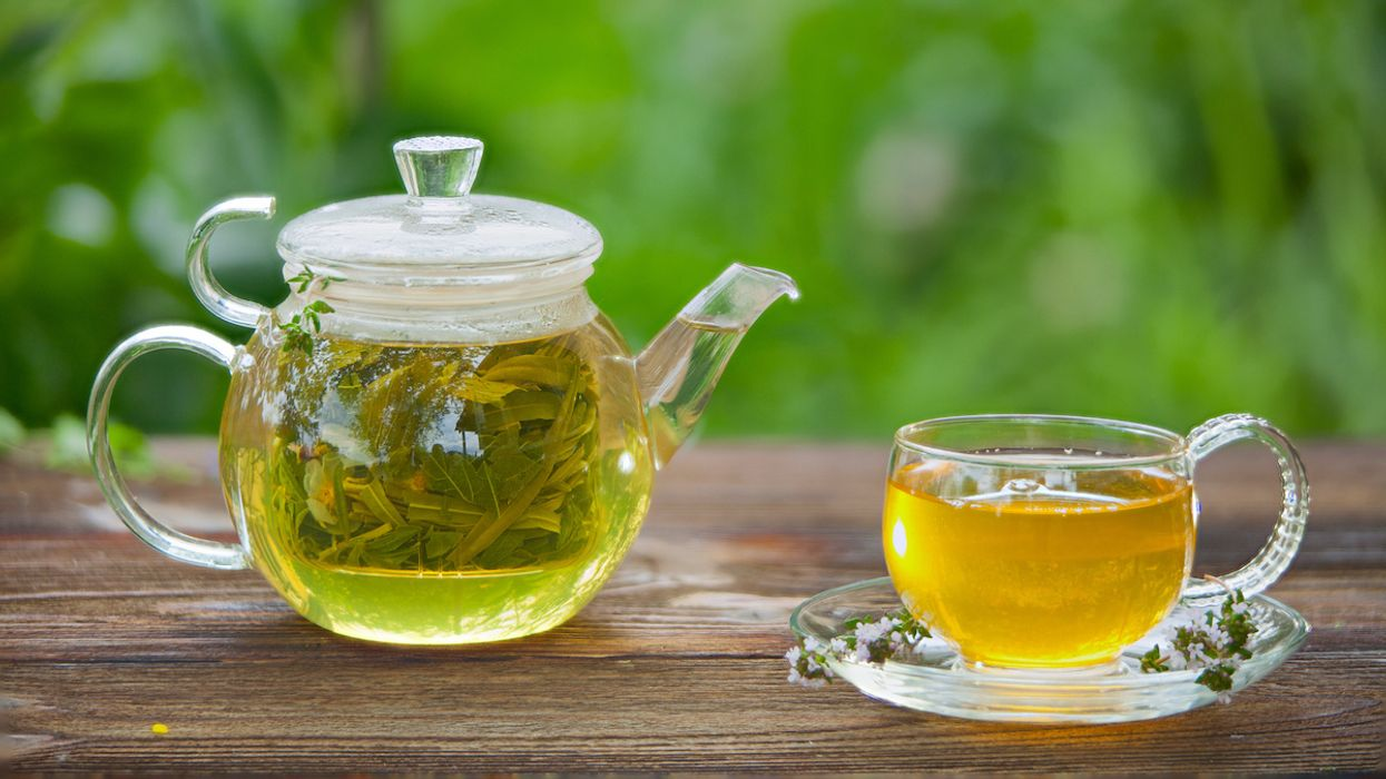 Green tea may aid in the protection of your skin