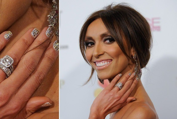 Eternity Wedding Bands: 10 Celebrities Who Love this ...