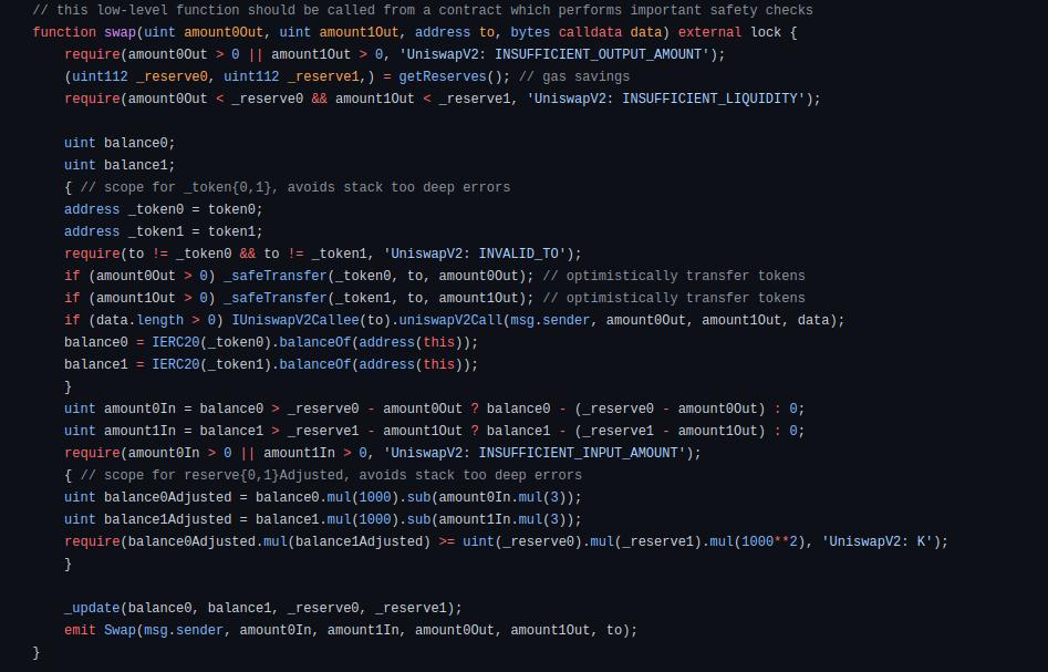 swap code