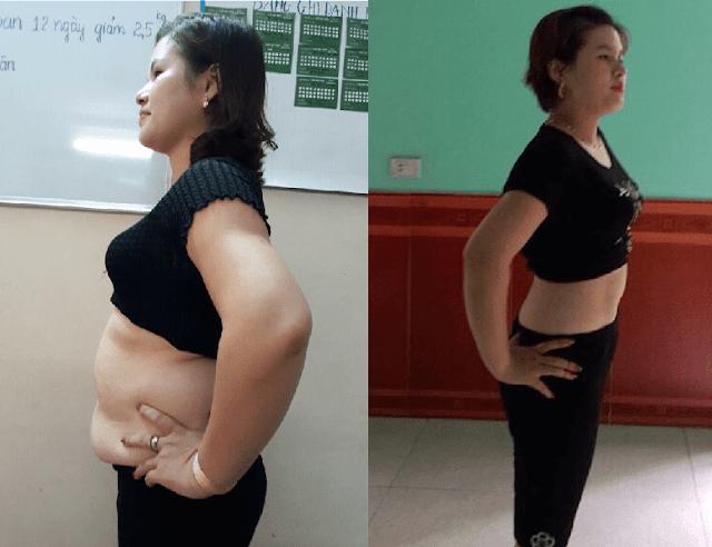 Tập gym để đốt mỡ giảm béo