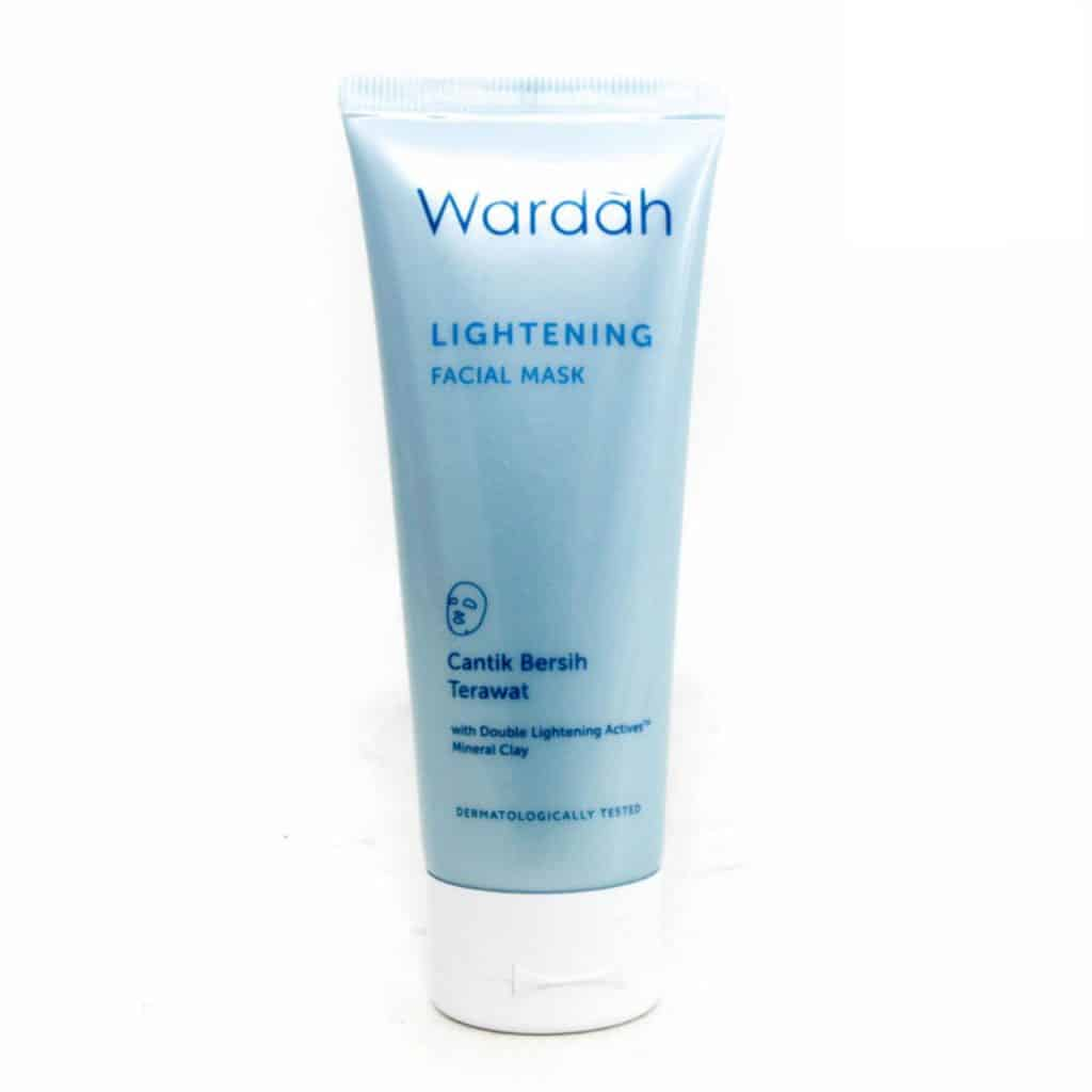Wardah Lightening Face Mask