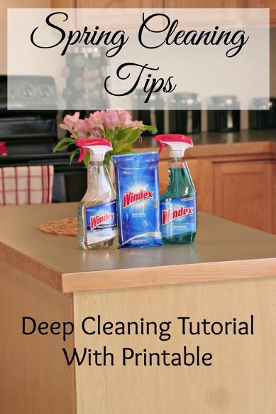 #StreakFreeShine, #ad, Spring Cleaning Tips, Deep Cleaning checklist, baseboard cleaning tips, Best cleaning products for the whole house, How to clean your house, How to deep clean your house,