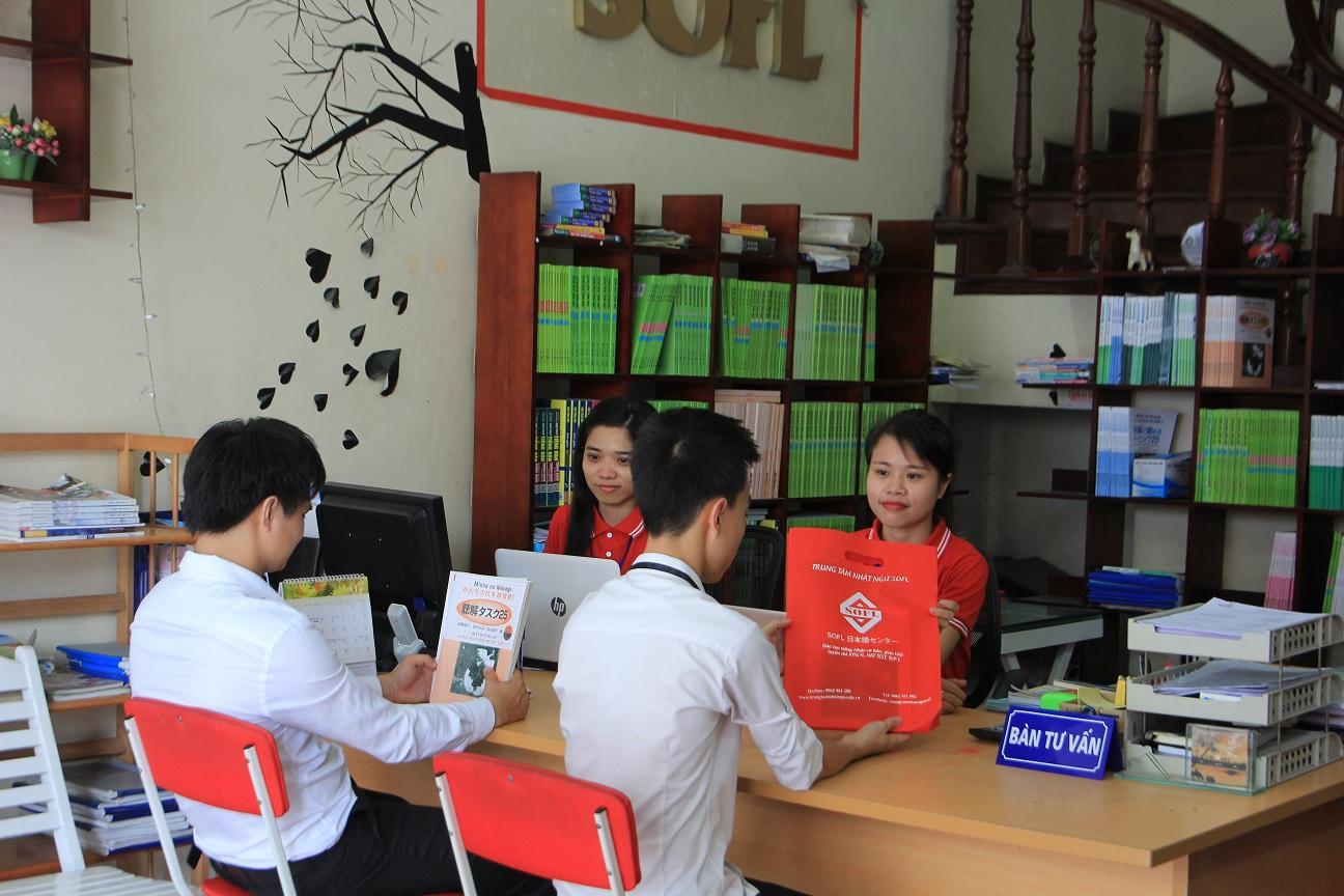 Nhật ngữ SOFL – Trung tâm đào tạo tiếng Nhật uy tín, chất lượng