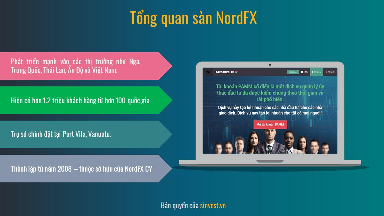 Chia sẻ về NordFX review? Có nên sử dụng dịch vụ từ sàn này không?