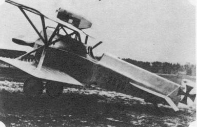 The Hansa-Brandenburg D.I Fighter