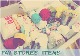 My Fav Stores for Awesome Items