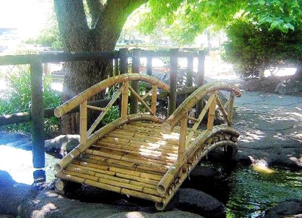 Бамбуковые фрагменты