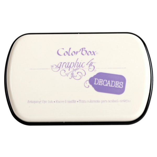 Clearsnap Decades Dye Pad French Lilac