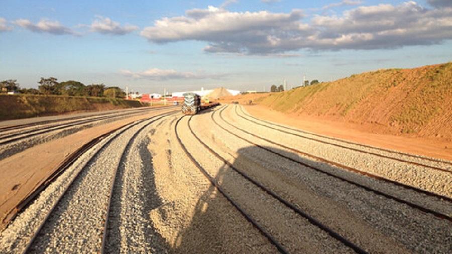 Ferrovia Norte-Sul tem projeto ambicioso e percorrerá diversos estados do Brasil. (CC Search/Reprodução)