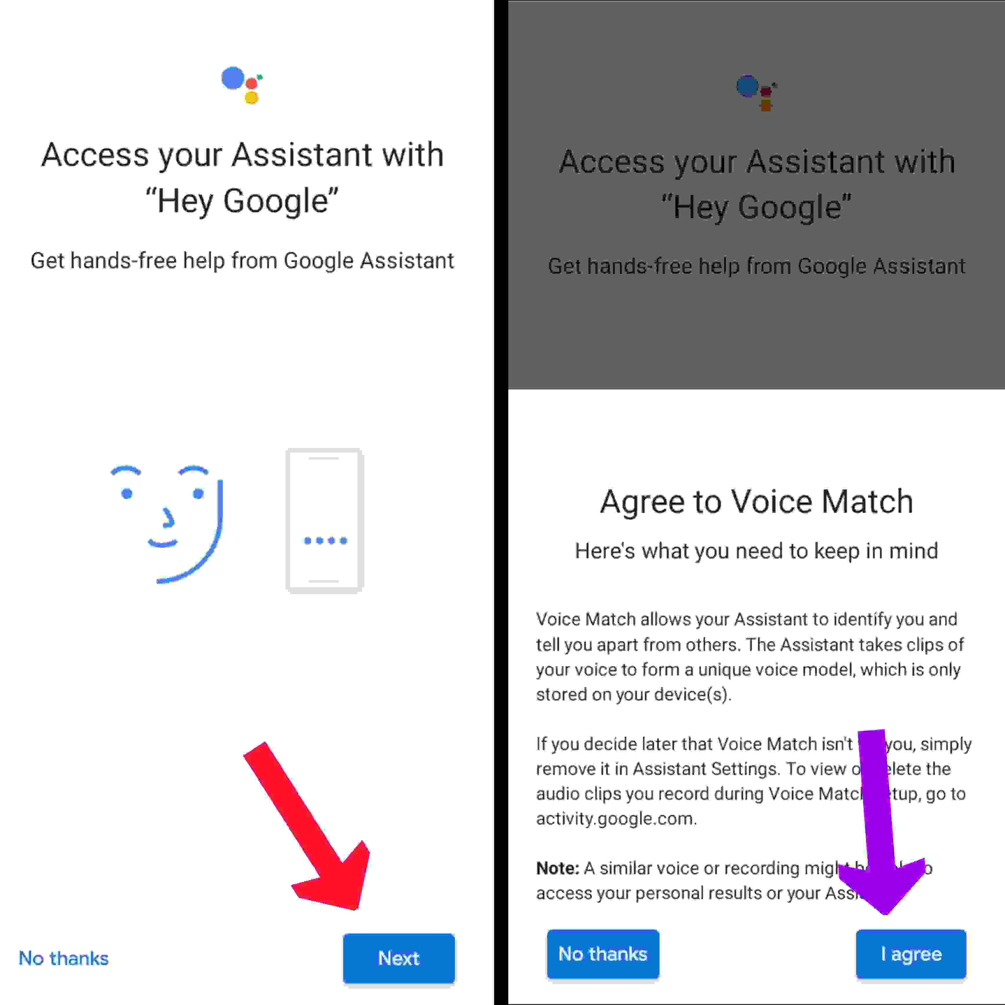 गूगल कैसे चालू करें | Google Kaise Chalu Kare Step 4