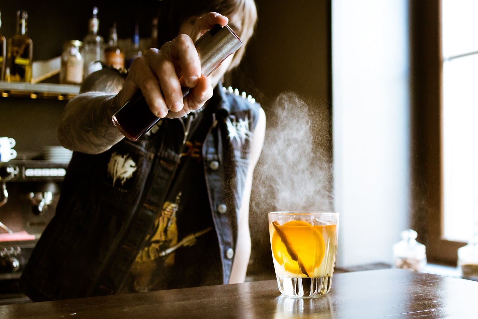 Jobbeschreibung eines Barkeepers
