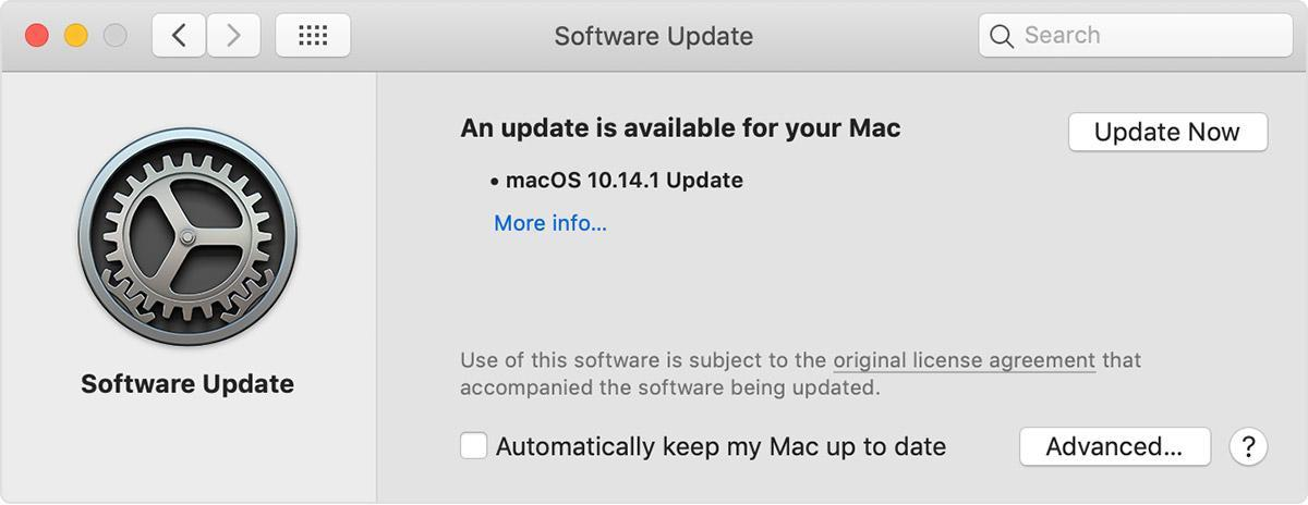 How to update the software on your Mac - Apple Support