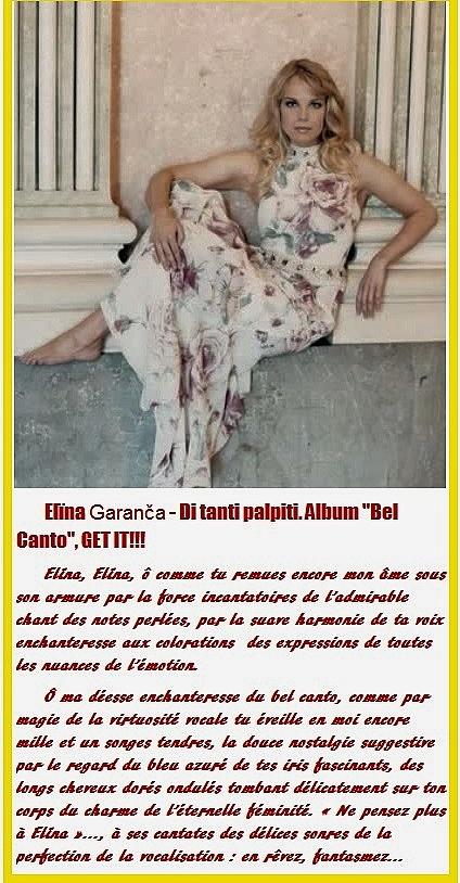 Elïna Garanča - Di tanti palpiti. Album 'Bel Canto', GET IT..jpg