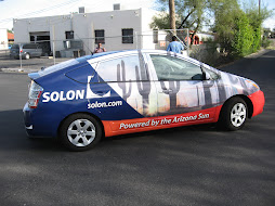 1030 AM vehicle wrap in Tucson