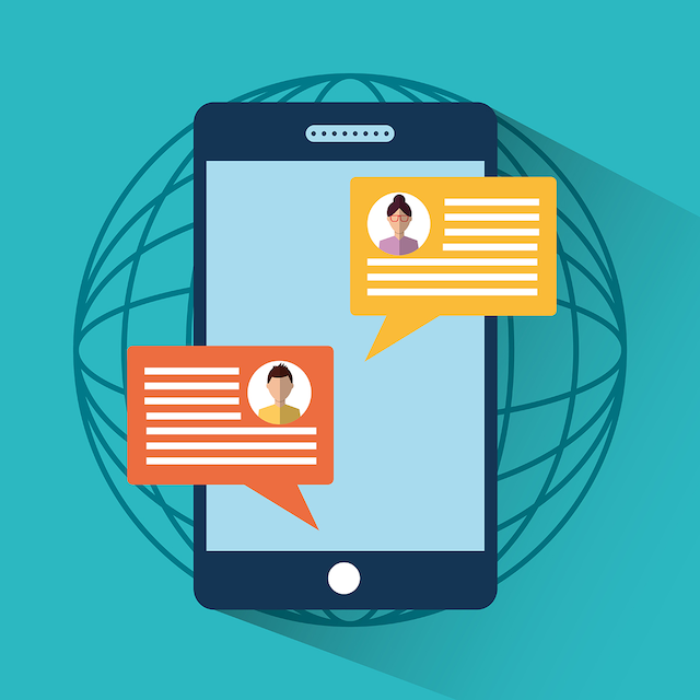 Các bạn hãy phân từng nhóm khác nhau khi sử dụng SMS Marketing