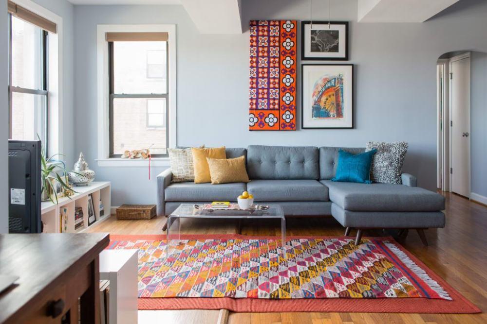 6 trang trí phòng khách này làm cho dân cư áp dụng nhiều trong suốt cả năm