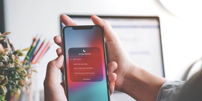 iOS Do Not Disturb Grand Rapids IT