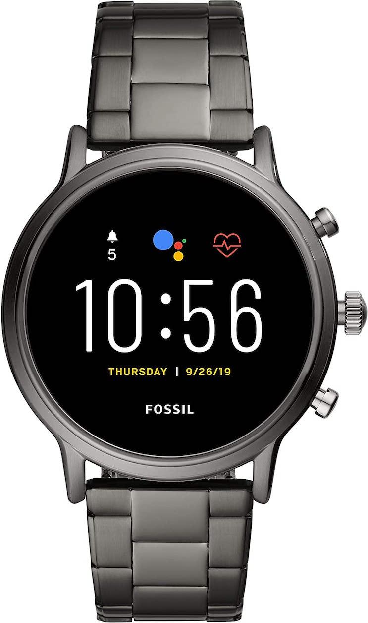 フォッシル腕時計 タッチスクリーンスマートウォッチ