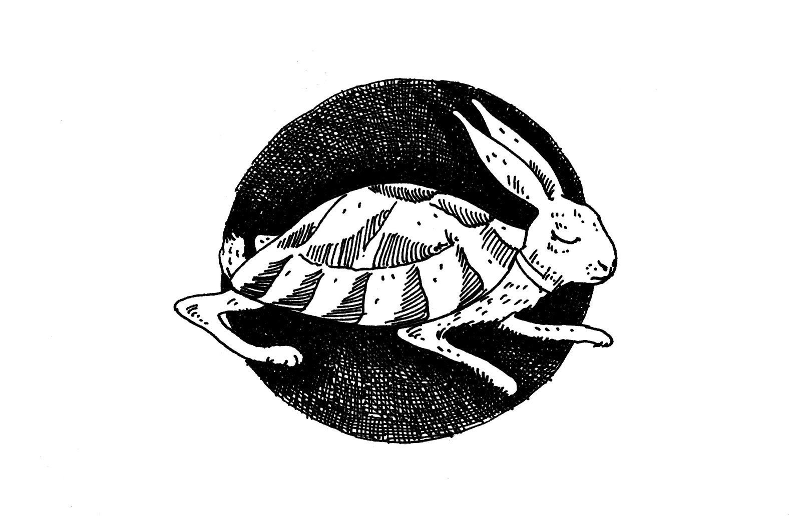 Illustration of a Hare.