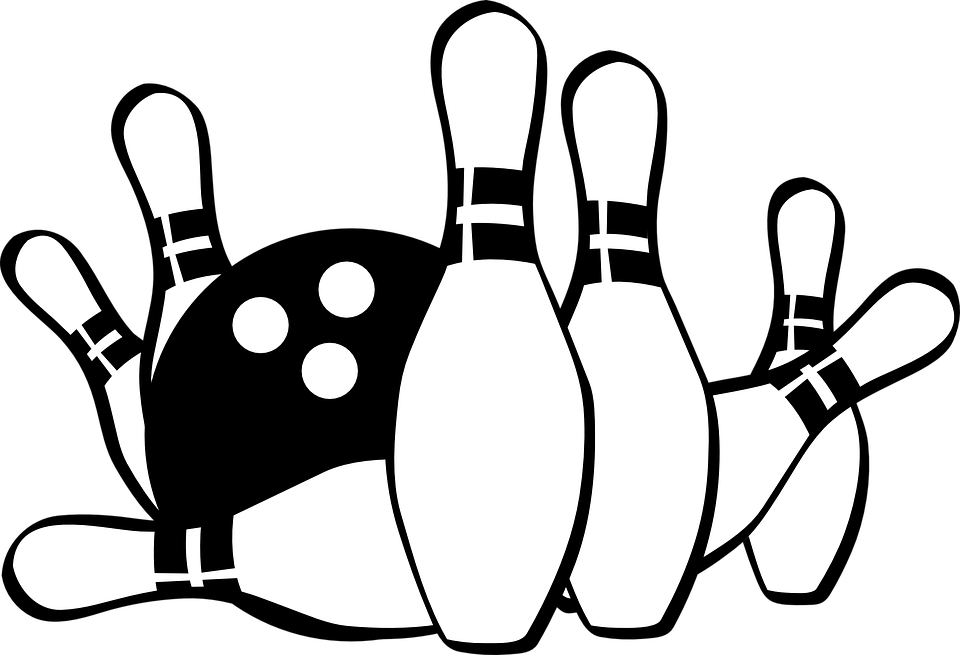 ball bowling pins game sport