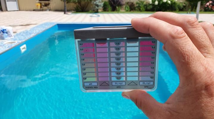 Экспресс тест качества воды