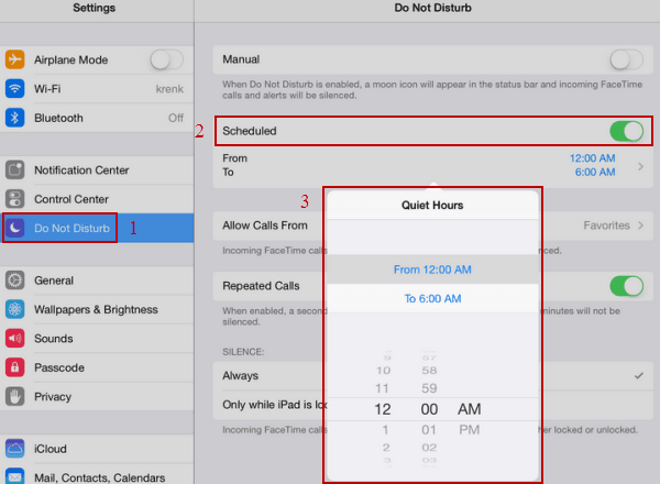 How To Use Do Not Disturb (DND) on iPhone and iPad