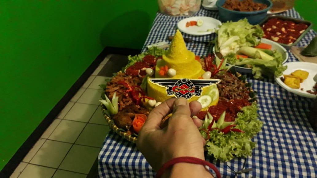Nasi Tumpeng Club Smash Jakarta