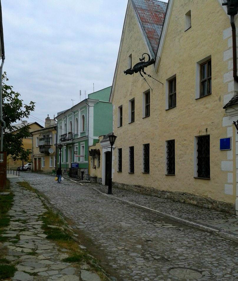 вулиця Старого міста - П'ятницька