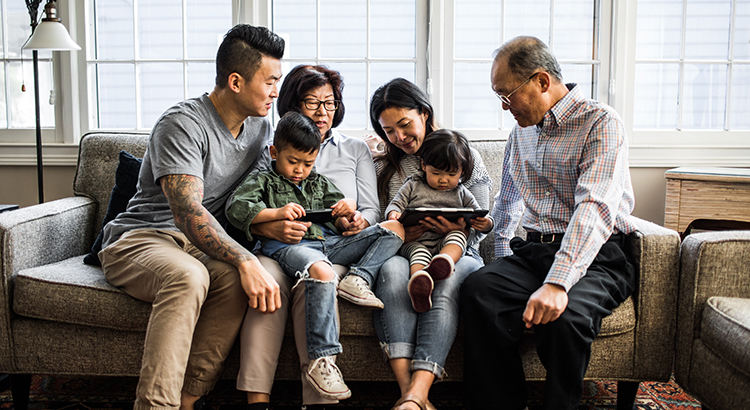 More Generations Are Living under One Roof This Year   MyKCM