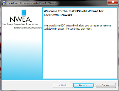 how to download nwea lockdown browser