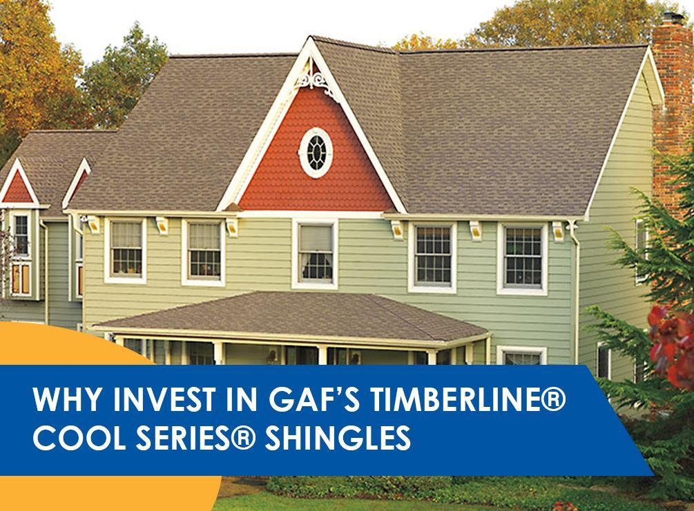 Gaf Timberline Cool Series