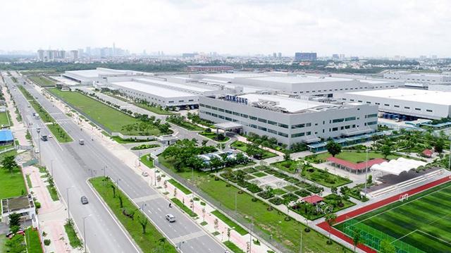 Sự phát triển của dự án khu công nghiệp VSIP