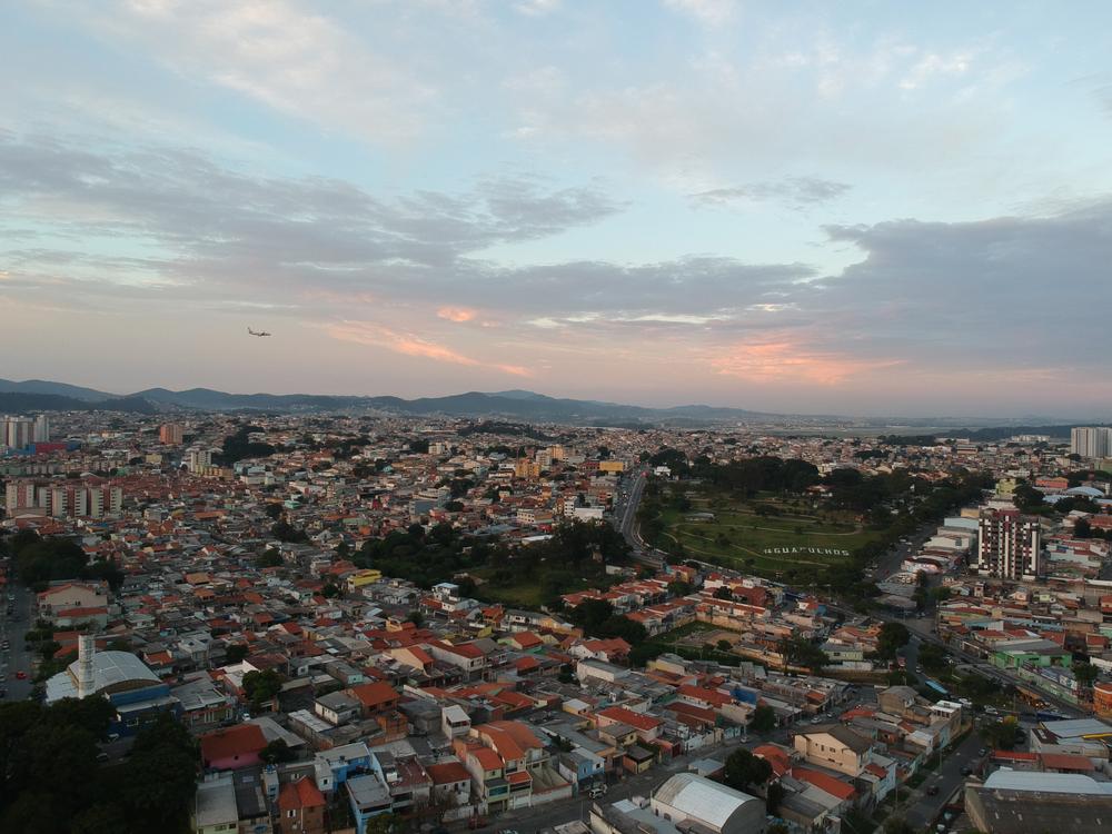 Guarulhos foi a cidade escolhida para aferir o possível aumento no número de ciclistas. (Fonte: Shutterstock)