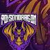 Poison Dragon Esport Logo Template Free Download