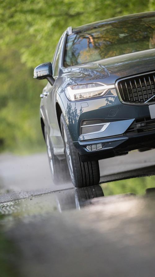 I SUV Hanno Prestazioni Migliori Con Pneumatici Premium