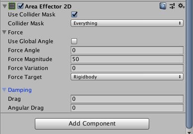 Effectors 2D