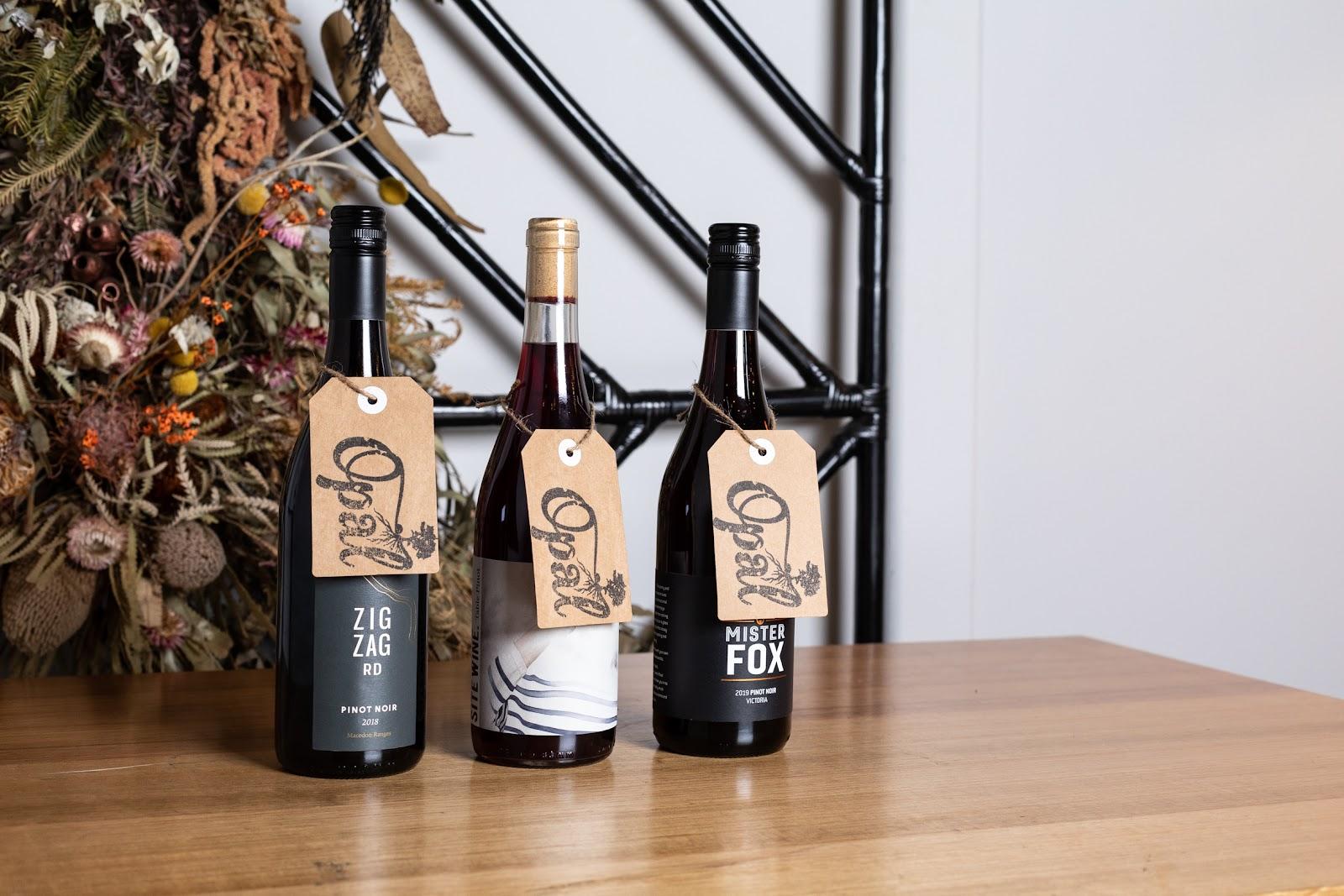 Noir Pinot Australian