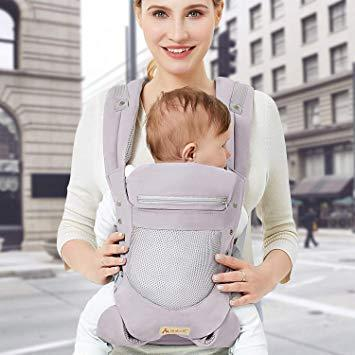 TIANCAIYIDING's Baby Carrier with Adjustable Hip Seat